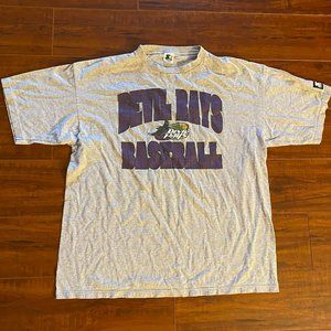 Vintage 1997 Tampa Bay Devil Rays Starter Shirt XL